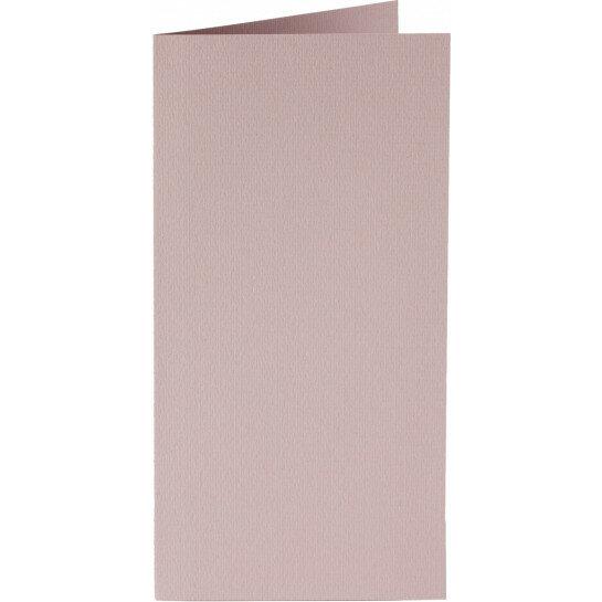 (No. 242922) 50x kaart dubbel staand Original 115x175mm heide 200 grams