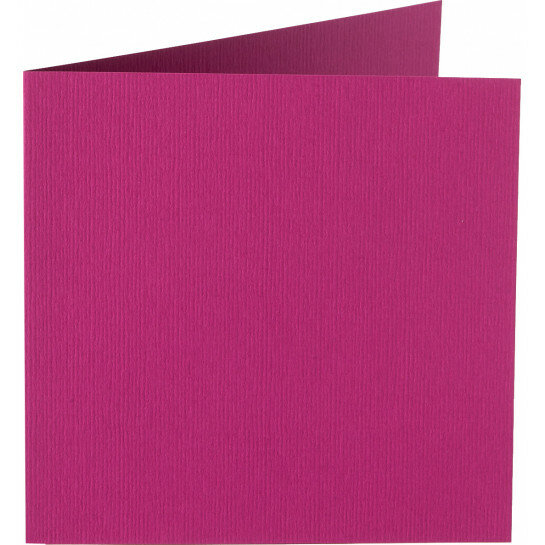 (No. 311913) 6x kaart dubbel Original 152x152mm purper 200 grams (FSC Mix Credit)