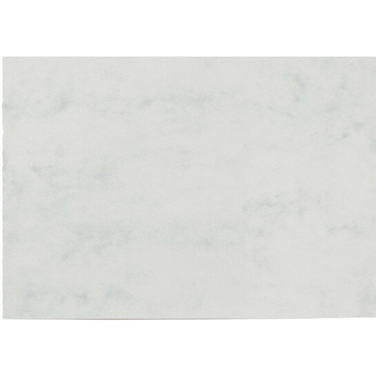 (No. 20561) 50x karton Marble 297x420mm-A3 grijswit 200 grams