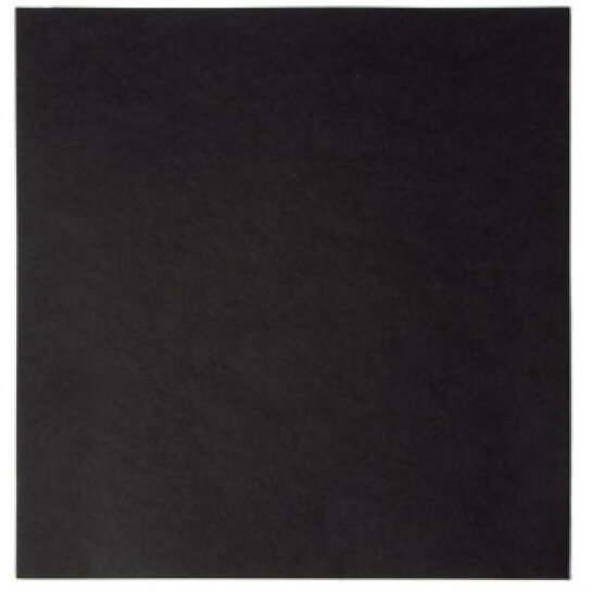 (No. 264324) 50x scrap karton recycled kraft zwart 302 x 302 mm - 220 grams (FSC Recycled Credit)