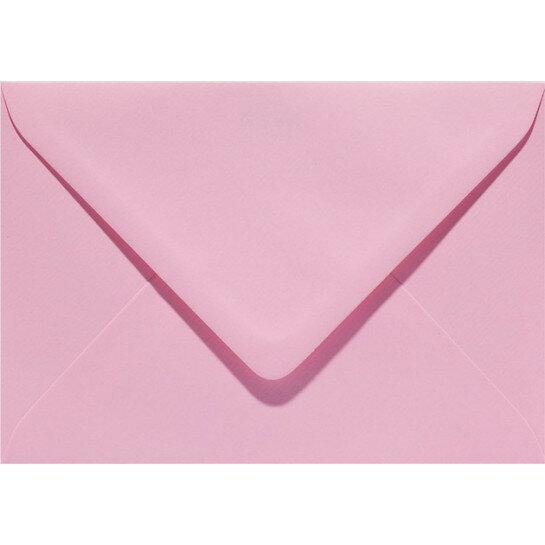 (No. 263959) 50x envelop Original 125x140mm babyroze 105 grams (FSC Mix Credit)