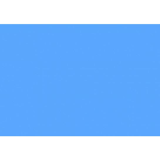 (No. 2098312) Hobbykarton Turquoise - 270 grams - 500x700mm - 50 vellen