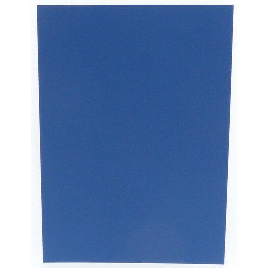 (No. 212972) 100x papier Original 210x297mm A4 royal blue 105 grams (FSC Mix Credit)