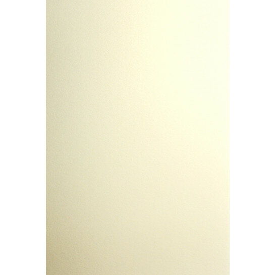 (No. 300331) 12x papier Original Metallic 210x297mm-A4 Ivory 120 grams