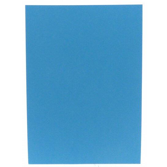 (No. 214965) A4 karton Original korenblauw - 210x297mm - 200 grams - 50 vellen
