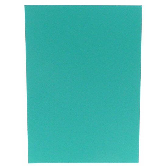 (No. 214966) A4 karton Original turquoise - 210x297mm - 200 grams - 50 vellen