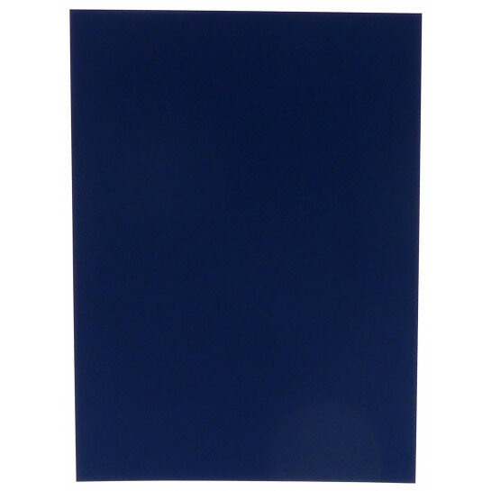 (No. 214969) A4 karton Original marineblauw - 210x297mm - 200 grams - 50 vellen