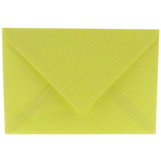 (No. 237970) 50x envelop 114x162mm C6 Original - zachtgroen 105 grams (FSC Mix Credit)