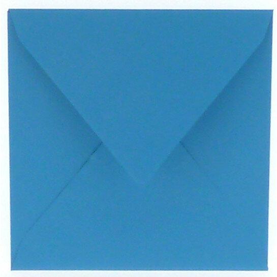 (No. 240965) 50x envelop 160x160mm Original korenblauw 105 grams (FSC Mix Credit)
