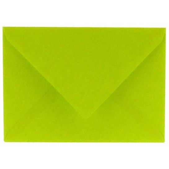 (No. 241967) 50x envelop 125x180mm B6 Original appelgroen 105 grams (FSC Mix Credit)