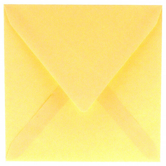 (No. 258963) 50x envelop Original - 140x140mm vanille 105 grams (FSC Mix Credit)