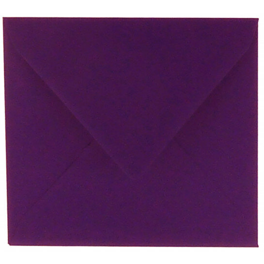 (No. 258968) 50x envelop Original - 140x140mm violetta 105 grams (FSC Mix Credit)
