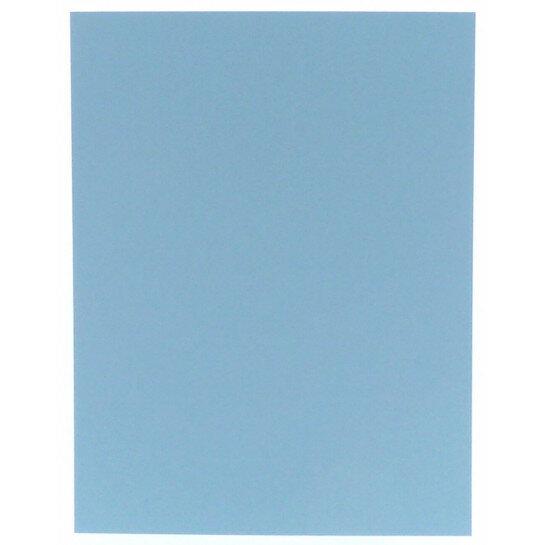 (No. 214964) A4 karton Original lichtblauw - 210x297mm - 200 grams - 50 vellen
