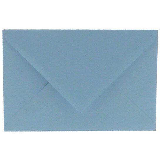 (No. 302964) 6x envelop Original - 114x162mm C6 lichtblauw 105 grams (FSC Mix Credit)