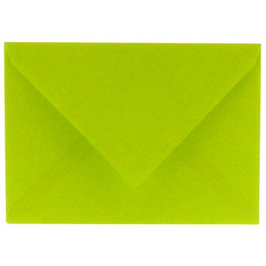 (No. 302967) 6x envelop Original - 114x162mm C6 appelgroen 105 grams (FSC Mix Credit)