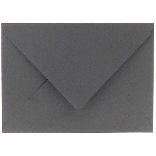 (No. 302971) 6x envelop Original - 114x162mm C6 donkergrijs 105 grams (FSC Mix Credit)