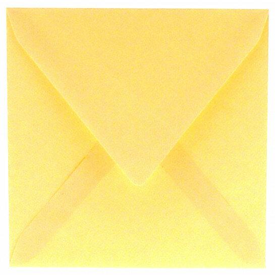 (No. 303963) 6x envelop Original - 140x140mm vanille 105 grams (FSC Mix Credit)