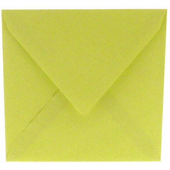 (No. 303970) 6x envelop Original - 140x140mm zachtgroen 105 grams (FSC Mix Credit)
