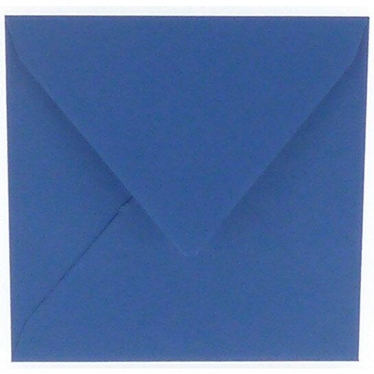 (No. 303972) 6x envelop Original - 140x140mm royal blue 105 grams (FSC Mix Credit)
