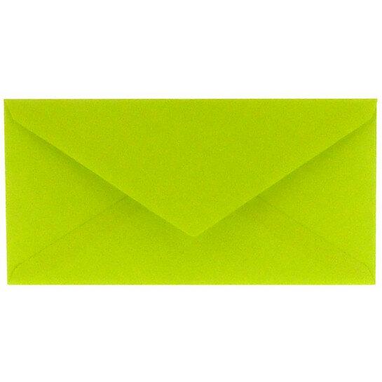 (No. 305967) 6x envelop Original 110x220mm DL appelgroen 105 grams (FSC Mix Credit)