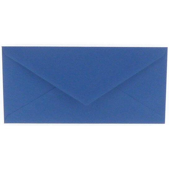 (No. 305972) 6x envelop Original 110x220mm DL royal blue 105 grams (FSC Mix Credit)
