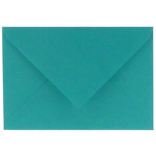 (No. 306966) 6x envelop Original 156x220mm EA5 turquoise 105 grams (FSC Mix Credit)