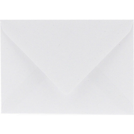 (No. 237321) 50x envelop C6 recycled kraft wit 114 x 162 mm - 90 grams (FSC Recycled Credit)