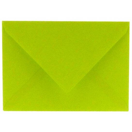 (No. 330967) 6x envelop 125x180mm B6 Original appelgroen 105 grams (FSC Mix Credit)