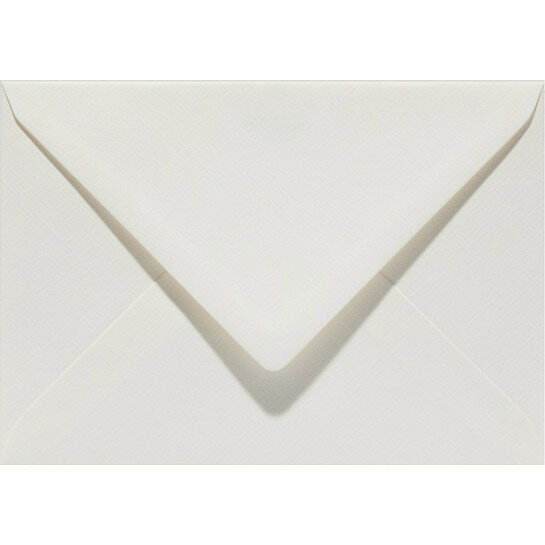 (No. 239903) 50x envelop 90x140mm Original anjerwit 105 grams