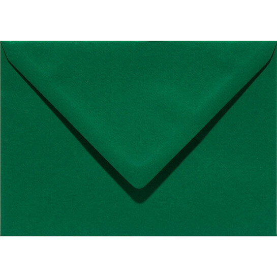 (No. 307950) 6x envelop Original 90x140mm dennengroen 105 grams (FSC Mix Credit)