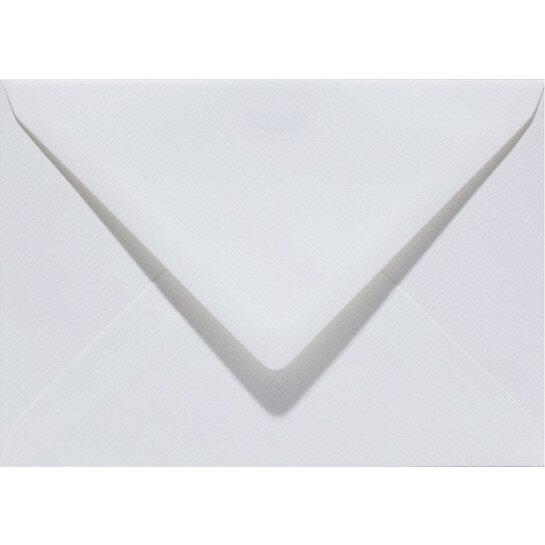 (No. 239930) 50x envelop 90x140mm Original hagelwit 105 grams
