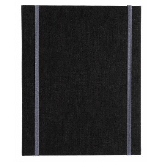 "(Art.no. 920502) Kunstenaarsmap A3 ""MyArtBook"" met 2 x 6 rings O-Mechaniek met 2 elastieken"