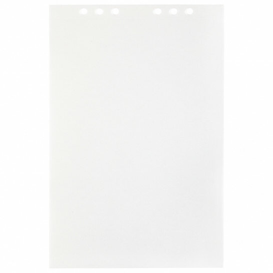 (Art.no. 920701) 20 vel MyArtBook Paper 140 GSM Curious Translucent Size 210 x 314 mm (A4) - 6 punch holes - perforation