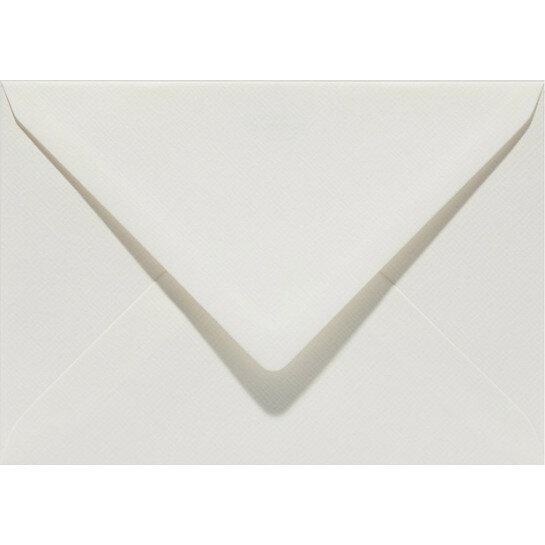 (No. 241903) 50x envelop 125x180mm-B6 Original anjerwit 105 grams