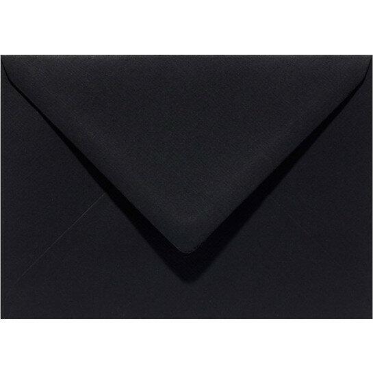(No. 241901) 50x envelop 125x180mm-B6 Original ravenzwart 105 grams