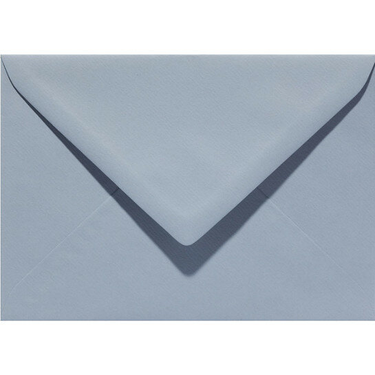 (No. 241929) 50x envelop 125x180mm-B6 Original wolkengrijs 105 grams