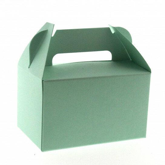 (No. 4438316) 5 medium bonbondoosjes groen