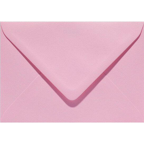 (No. 302959) 6x envelop Original 114x162mmC6 babyroze 105 grams (FSC Mix Credit)