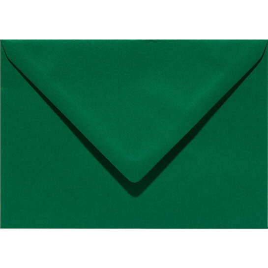 (No. 237950) 50x envelop 114x162mm-C6 Original dennengroen 105 grams (FSC Mix Credit)