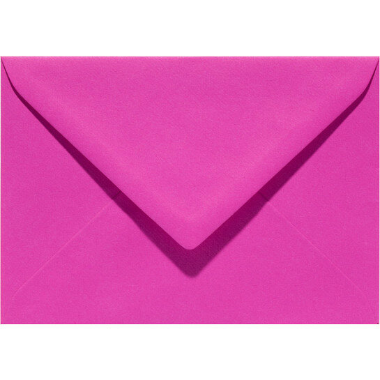 (No. 237912) 50x envelop 114x162mm-C6 Original felroze 105 grams (FSC Mix Credit)