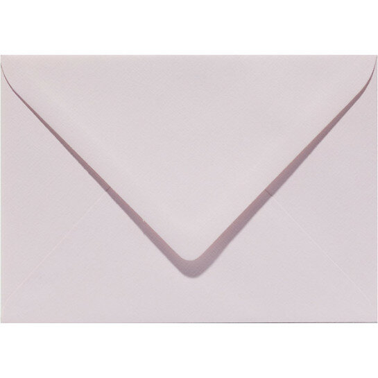 (No. 302923) 6x envelop Original 114x162mmC6 lichtrose 105 grams (FSC Mix Credit)