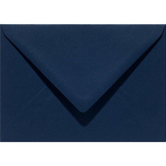 (No. 237941) 50x envelop 114x162mm-C6 Original nachtblauw 105 grams (FSC Mix Credit) OP=OP