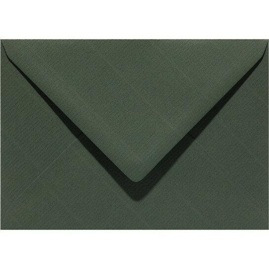 (No. 237945) 50x envelop 114x162mm-C6 Original olijfgroen 105 grams (FSC Mix Credit)