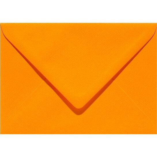 (No. 237911) 50x envelop 114x162mm-C6 Original oranje 105 grams (FSC Mix Credit)
