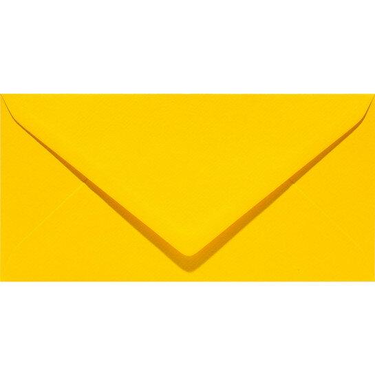 (No. 305910) 6x envelop Original 110x220mmDL dottergeel 105 grams (FSC Mix Credit)