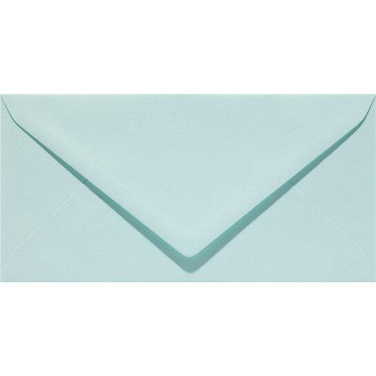 (No. 305917) 6x envelop Original 110x220mmDL zeegroen 105 grams (FSC Mix Credit)