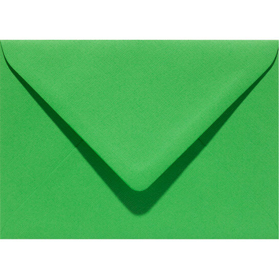 (No. 235907) 50x envelop 156x220mm-EA5 Original grasgroen 105 grams (FSC Mix Credit)