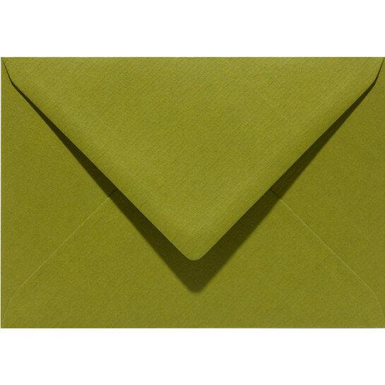 (No. 235951) 50x envelop 156x220mm-EA5 Original mosgroen 105 grams (FSC Mix Credit)