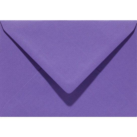 (No. 235946) 50x envelop 156x220mm-EA5 Original paars 105 grams (FSC Mix Credit)