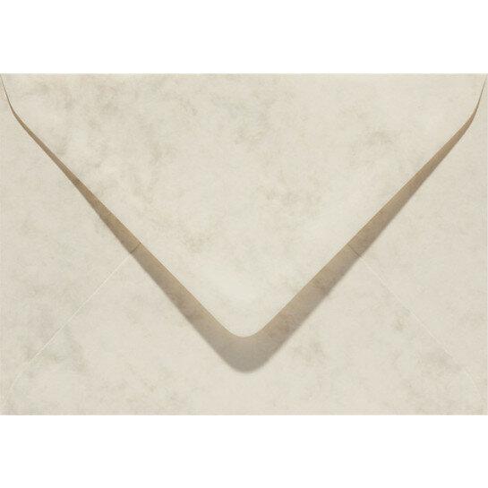 (No. 30262) 6x envelop Marble 114x162mm-C6 ivoor 90 grams